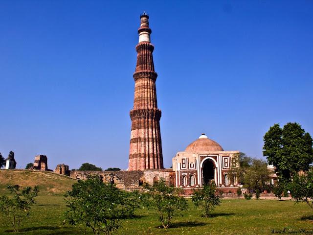 Qutub Minar Facts image