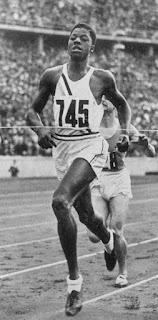 John Woodruff, 1936 Olympian
