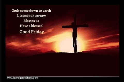 Good Friday2021: Quotes, messages, wishes, and Facebook and Whatsapp status