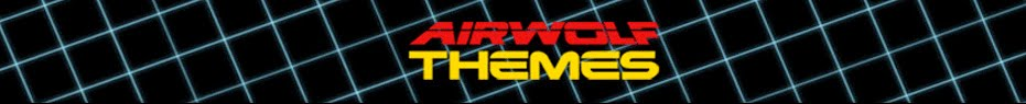 AIRWOLF Blog for the official AIRWOLF THEMES Music Soundtracks