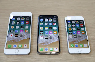 review iphone x