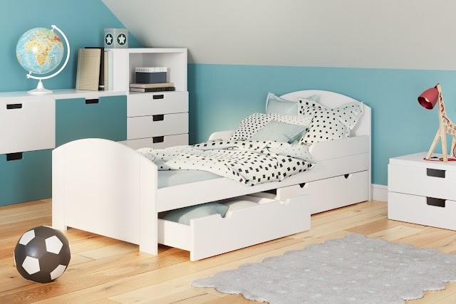 Jakie łóżko dla dziecka wybrać?