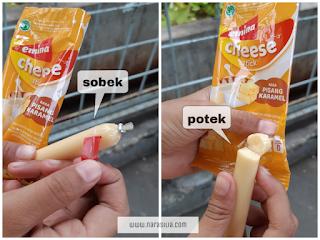 EMINA Cheese Stick, Solusi Praktis Untuk Bekal Anak Aktif Yang Susah Makan