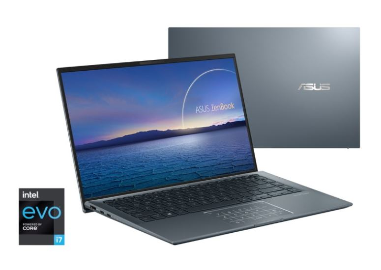 Asus Zenbook 14 Ultralight UX435EAL 1WIPS711, Ultrabook Paling Ringan yang Sangat Powerful