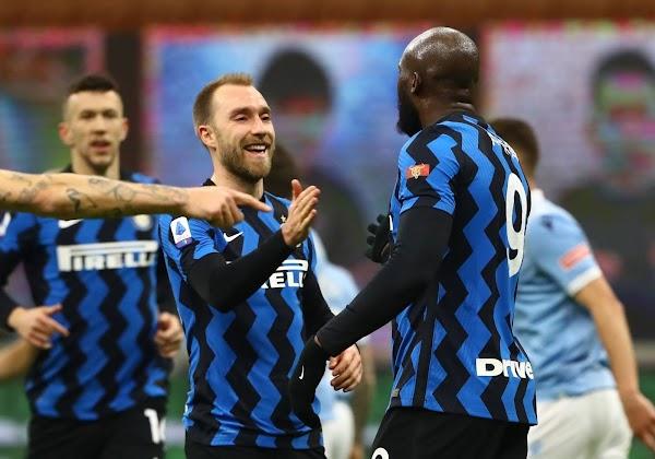 Liga Italia : Inter Salip Milan di Puncak Usai Kalahkan Lazio