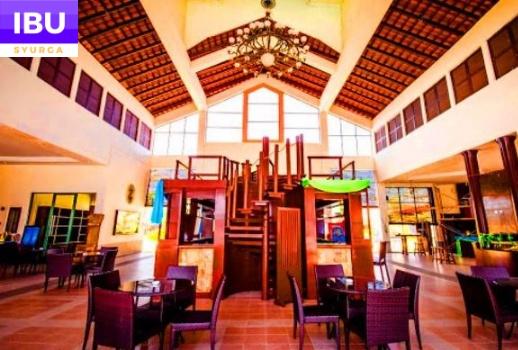Gold Coast Melaka Resort restoran