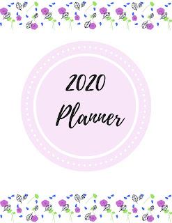2020 Printable Planner