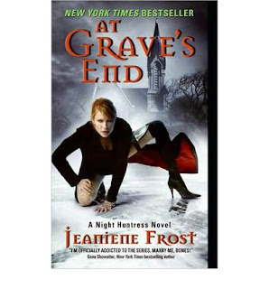 At grave's end by Jeanniene Frost