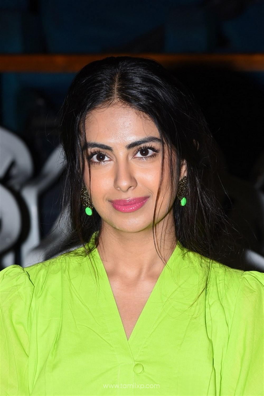 Telugu Actress Avika Gor Images