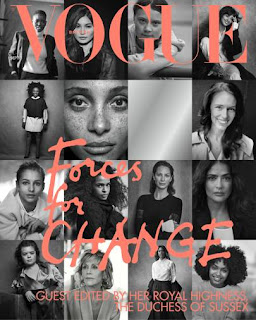 Duchess of Sussex guest editor September Vogue Magazine cover