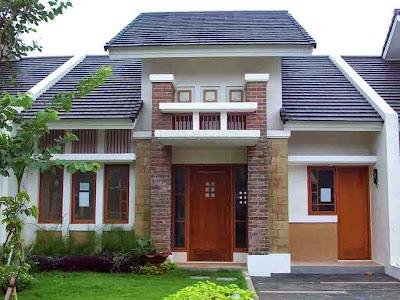 desain rumah cantik dan elegan ~ rumah indah
