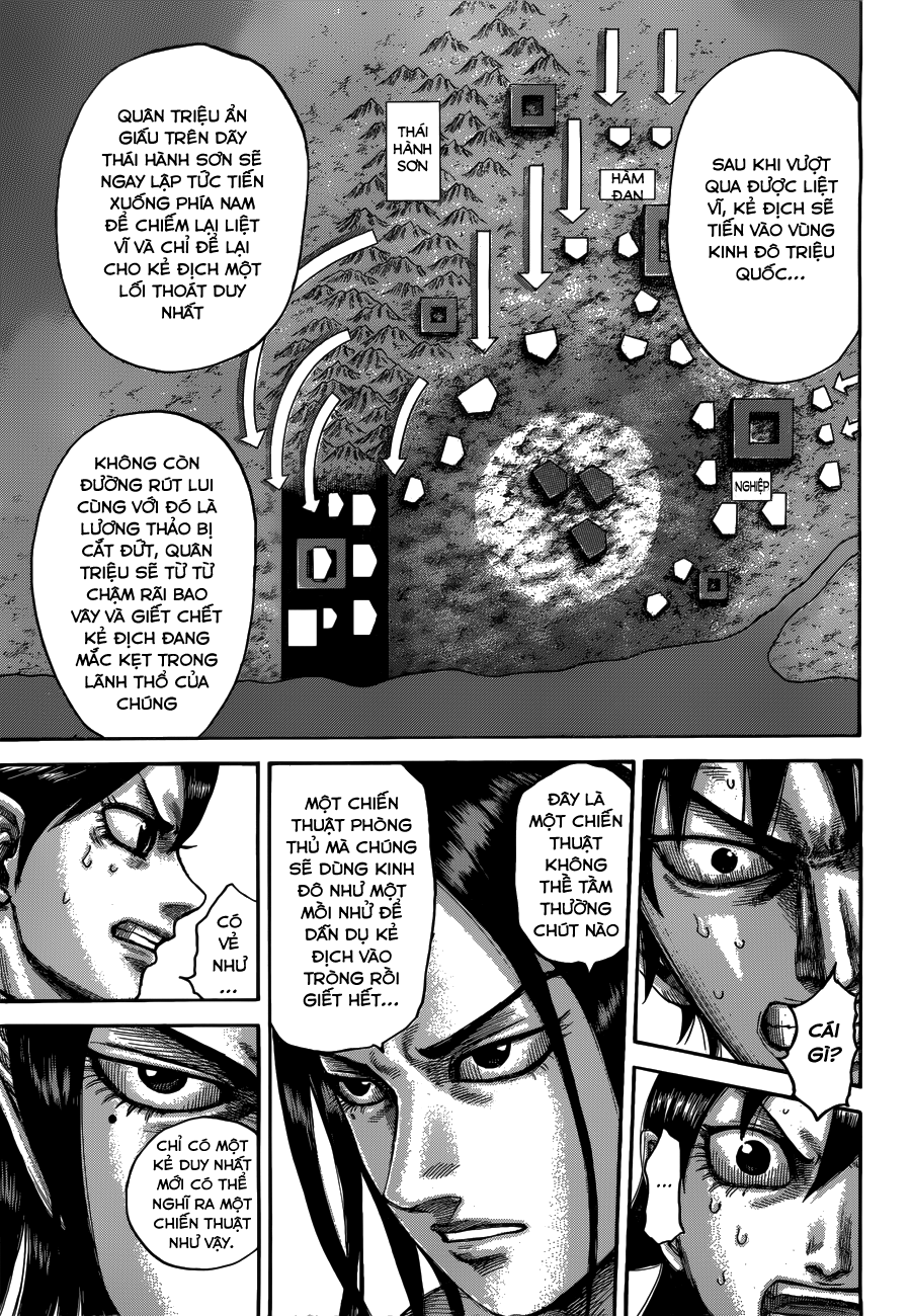 Kingdom – Vương Giả Thiên Hạ (Tổng Hợp) chap 511 page 11 - IZTruyenTranh.com