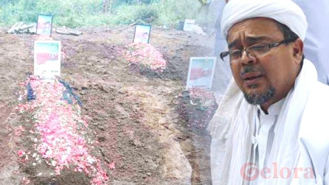 6 Pengawal HRS Sampai Ditembak Mati, PKS: Ternyata cuma Tersangka Kasus Kerumunan