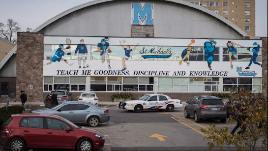 St. Michael's College School education crime bullying rape Catholic assault