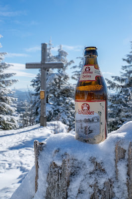 Winterwandern Mauth-Finsterau  Reschbachklause – Siebensteinkopf  Nationalpark Bayerischer Wald 21