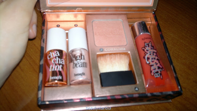 Benefit in Go Tropi Coral inside
