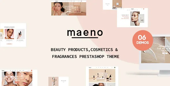 Best Cosmetics PrestaShop Theme