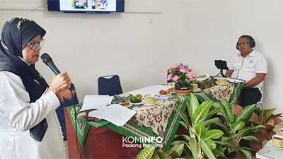 Disdukcapil Padang Panjang Masuk Nominasi Lima Besar Terbaik Provinsi