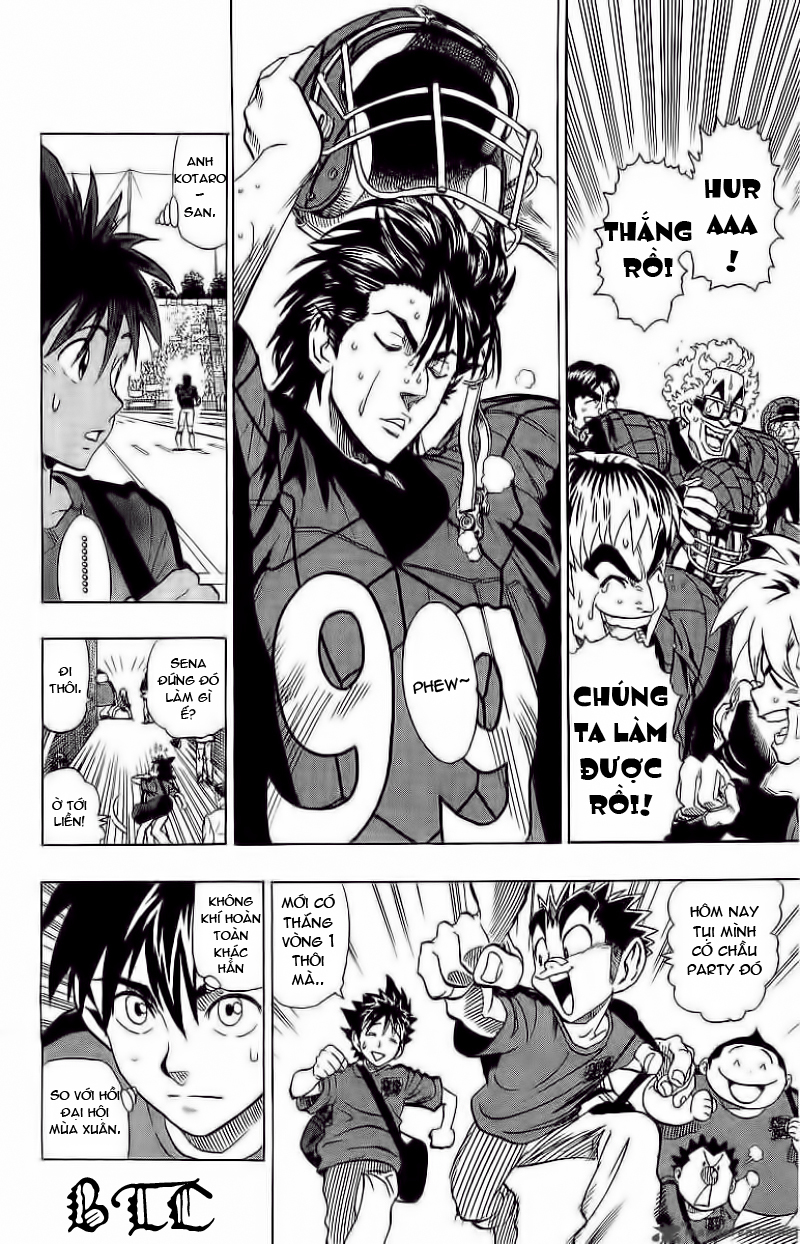 Eyeshield 21 chapter 99 trang 17
