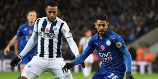West Brom vs Leicester  Live Streaming online Today 10.03.2018 Premier League