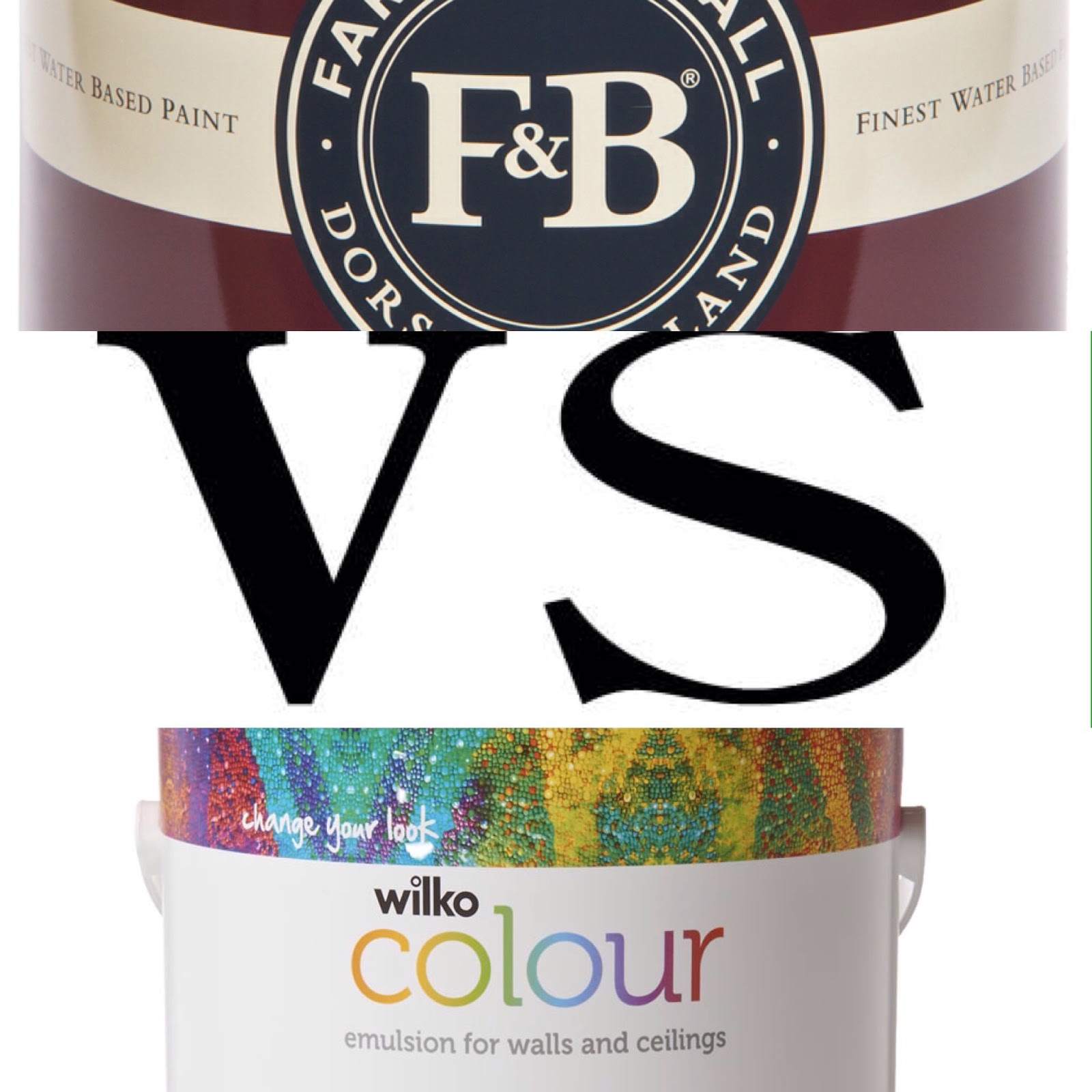 Firstly Paint I Do Agree That The More Expensive Brands Have A Better Coverage Texture Use Farrow Ball Regularly One Of Most