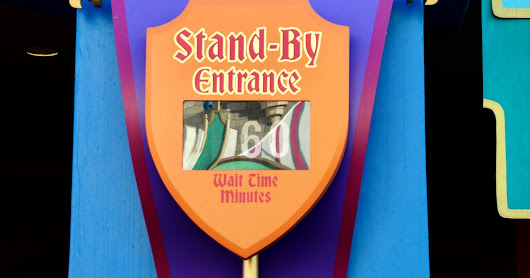 Must Do FastPass+ Rides at Walt Disney World for Pre-Schoolers