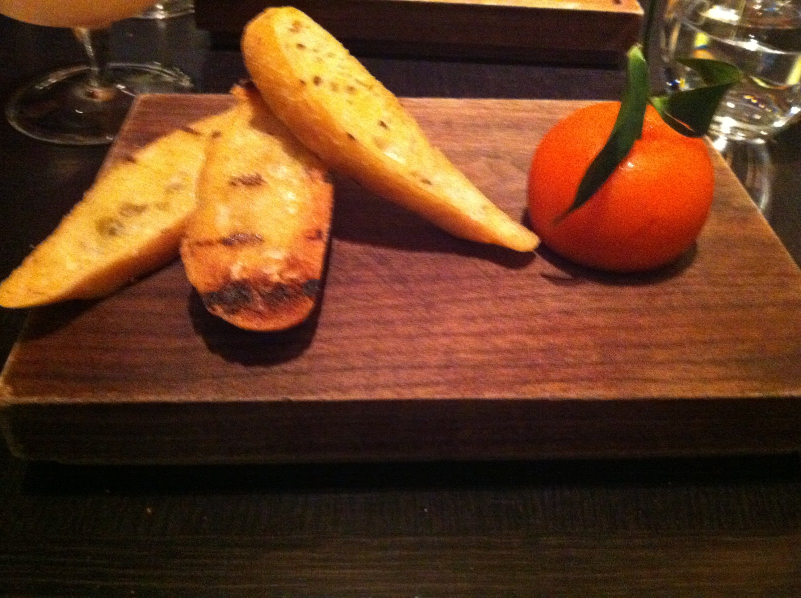 restaurant: dinner by heston