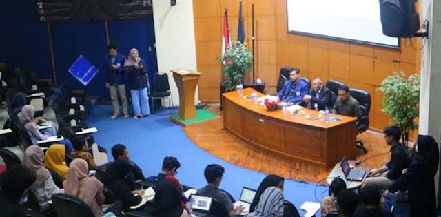 Mahasiswa UIN Jakarta Bentuk Tim Gabungan Ajukan Judicial Review UU KPK Ke MK