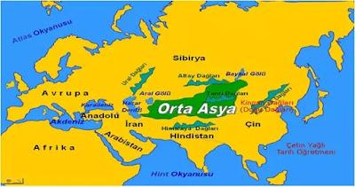 orta asya - Türklerin Ana yurdu neresidir. Türkler neden göç ettiler ?