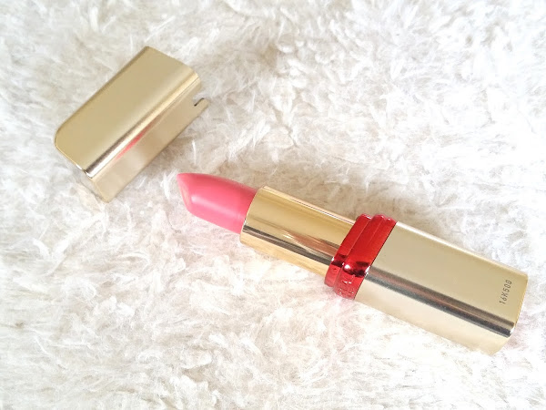 L'oreal Color Riche Lipstick #S101 Freshly Candy