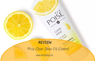 Review poise clear shine