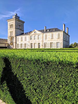 Medoc wineries: Chateau Lagrange