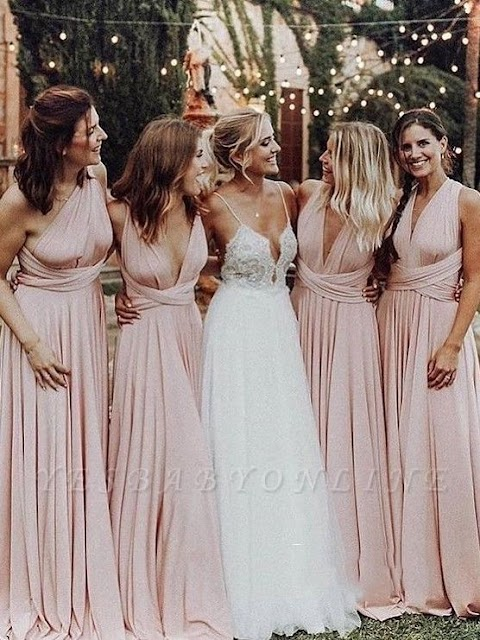 This Is The Best Bridesmaid Dress Color for 2019