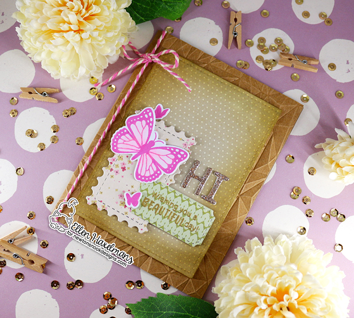 #newtonsnookdesigns #nnd #card #cardmaking #stamps #distress #ink #handmade #stamp #set #dies #paperart #hobby #Copicmarkers  #Copiccoloring #crittercards #birthdaycard  #Glitter  #diecutting  #flowercard  #butterflycard #Monarchstampset