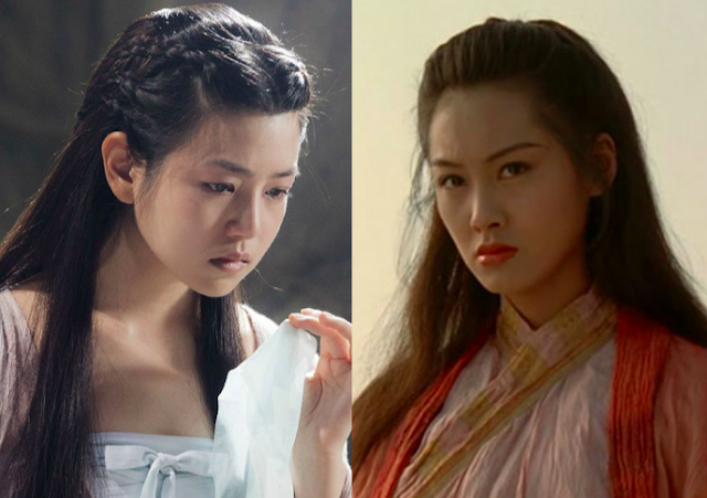 A Chinese Odyssey Zixia Fairy Michelle Chen Athena Chu