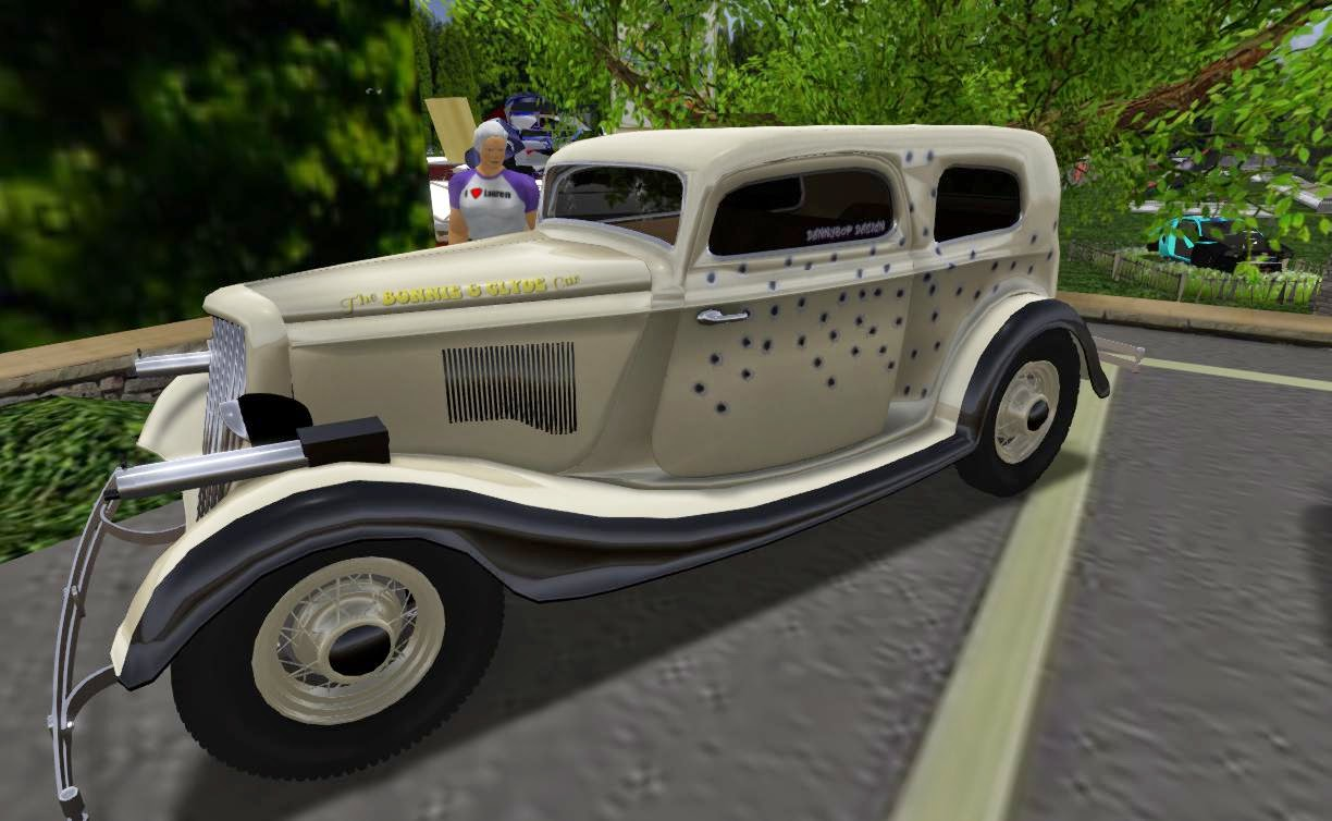 virtual outworlding 2015 art hobbies model cars of second life. Black Bedroom Furniture Sets. Home Design Ideas