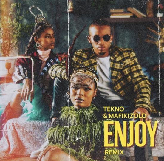 VIDEO: Tekno – Enjoy Remix ft. Mafikizolo