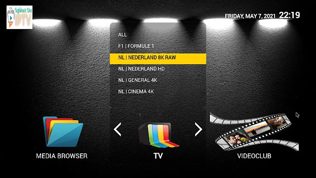 IPTV Stbemu codes portal Links the best application for phones and TV box and smart TV