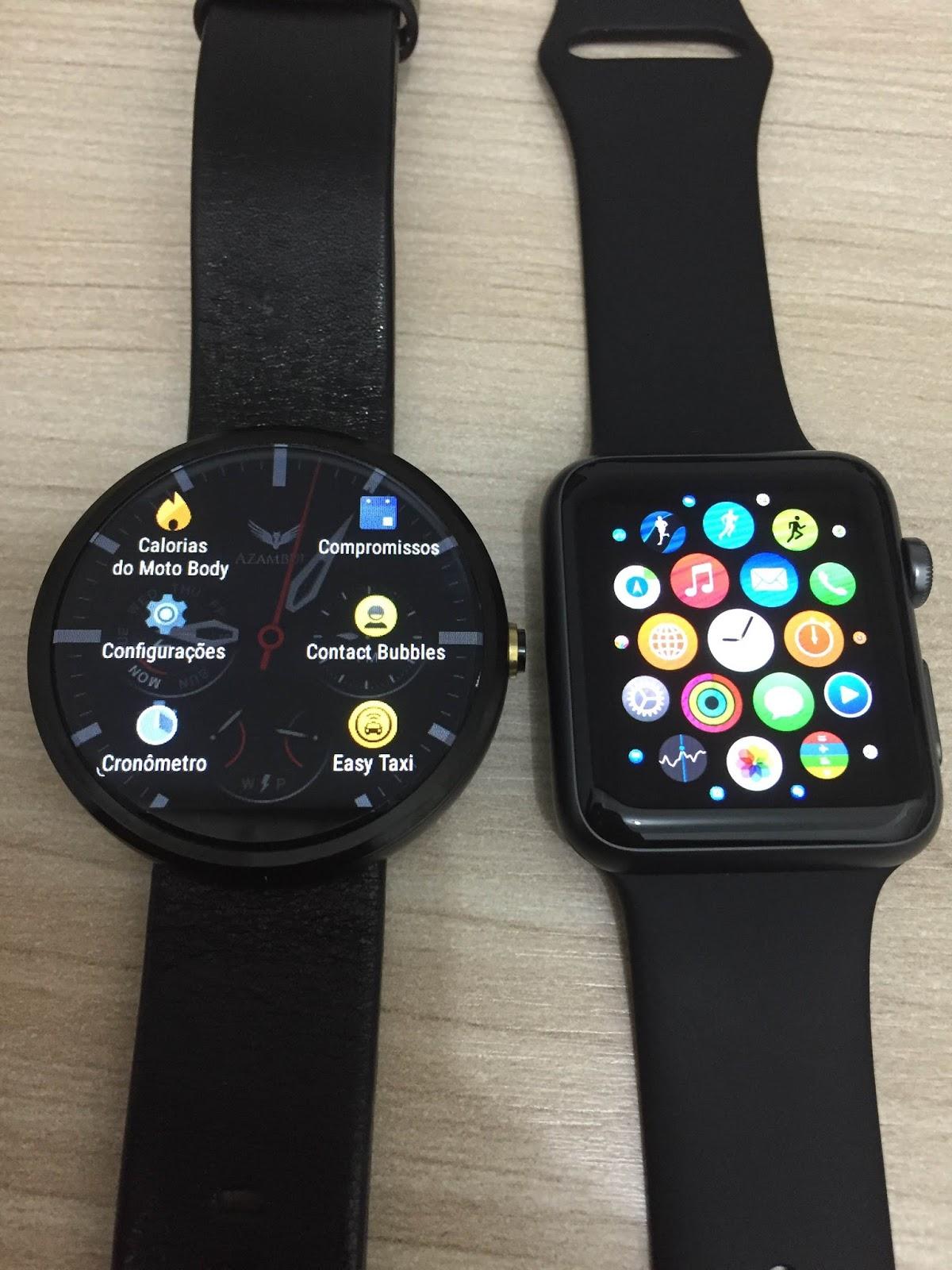 95fee6faa88 O medidor de batimentos cardíacos no Apple Watch é bem melhor que no Moto  360