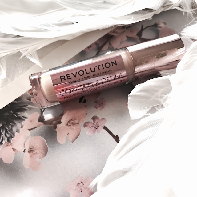 makeup revolution conceal and define, makeup revolution concealer, tarte shape tape dupe, cheap concealer