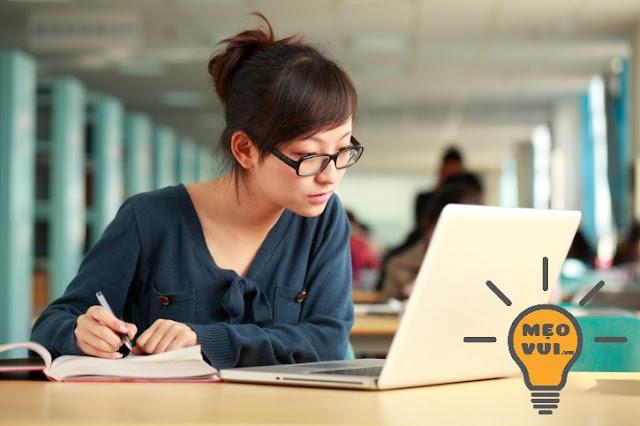 Top 5 thói quen học tập hiệu quả nên áp dụng ngay