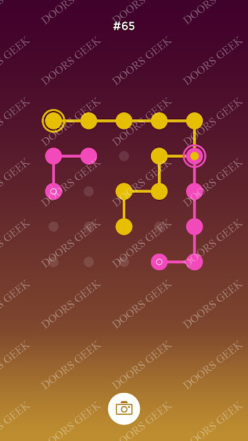 ◉ Connection Level 65 Solution, Cheats, Walkthrough