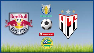 Diante do Bragantino, Atlético Goianiense tem confronto direto por uma vaga na Copa Sul Americana