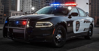 Di Amerika Modifikasi Ala Kendaraan Beroda Empat Polisi Ditangkap