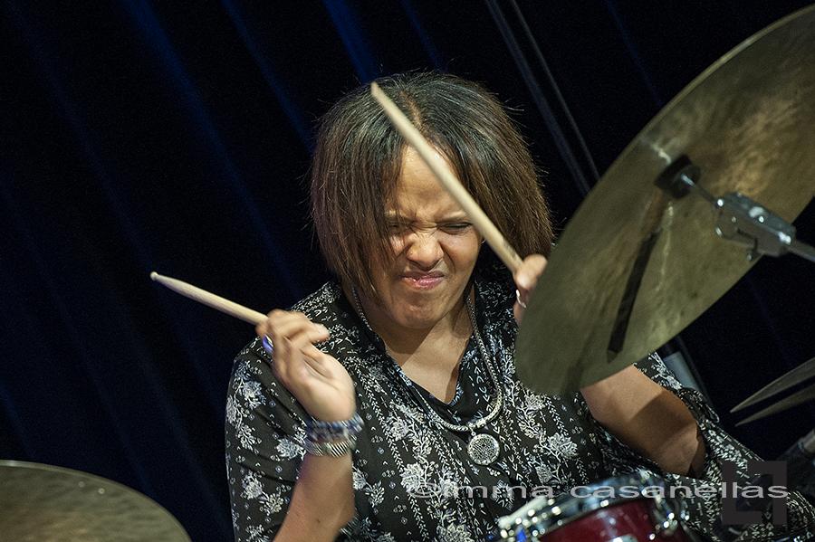 Terri Lyne Carrington, Nova Jazz Cava, Terrassa, 8-març-2019