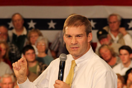 GOP Congressman Jim Jordan has been accused of turning a blind eye to alleged sex abuse by a college wrestling coach when he was an assistant coach