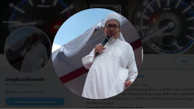 Jejak Dirut Baru TVRI di Majalah P1ayb0y, Tengku Zul Sentil Maruf Amin