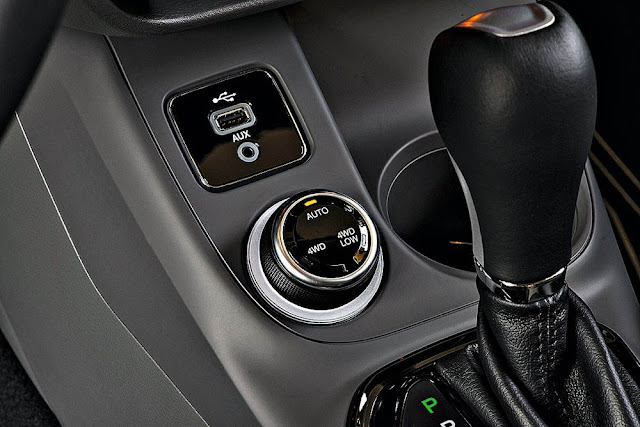 Fiat Toro Volcano 2.0 4x4 Diesel - interior
