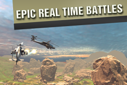 Download Game Android VR Battle Helicopters APK MOD Terbaru 2016