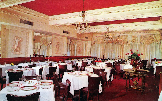 Fine dining in washington dc in the 1950s streets of for American cuisine washington dc
